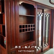 长沙实木美式定制家具、实木房门、衣柜门定做家具质量