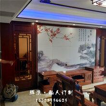 湖南法式实木家具热卖、实木房门、衣帽间订制家具实惠