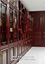 长沙实木欧式家具售后、实木房门、护墙板订做客户放心图片