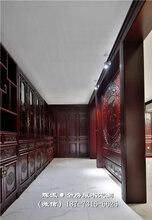 长沙实木美式家具口碑、实木酒架、衣帽间定做批发地址图片