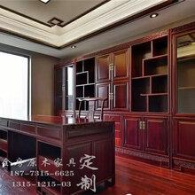 长沙原木家具工厂定制、原木储物柜定制辉派同步图片