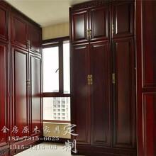 长沙市新中式实木家具、实木柜门定制制作合作图片
