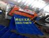高速压瓦机液压驱动竹节琉璃瓦压瓦机