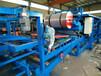 彩钢夹芯板复合机全自动岩棉复合板机大型彩钢设备