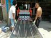 加宽铝合金板压型设备液压驱动快速压瓦机