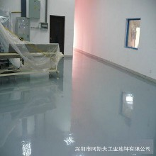 环氧停车场耐磨地板漆、医院专用防滑树脂耐磨地板图片