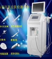 美容仪器水氧仪多功能注氧仪_性能介绍皮肤清洁仪