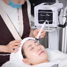 韩国小气泡清洁仪皮肤管理仪无针水光仪水氧嫩肤仪