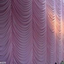 专业制作北京舞台造型幕直销阻燃舞台幕布图片