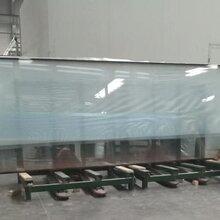 信义原片10mm双银low-e超大中空玻璃4米5米6米7米8米9米高