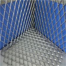 沖孔鋁單板-鋁格柵,廣告裝飾鋁單板圖片