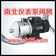 CHL系列不锈钢桶式多级泵供应-南北仪表泵阀网-不锈钢多级泵详情图片