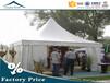 标准生产上海尖顶帐篷上海锥顶篷房