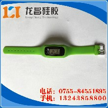东莞硅胶运动手环销售厂家_黄江运动计步器信誉保证图片
