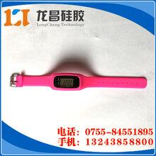 东莞硅胶手环厂家订做_凤岗硅胶计时手表那里便宜图片