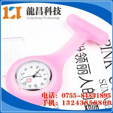 东莞护士表硅胶套最低价格,东坑护士表硅胶套厂家订制电话186-8218-3005