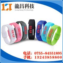 代工儿童LED手表电子城,海南LED儿童手表排名图片