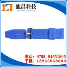 苹果硅胶表带价格低,石龙苹果硅胶表带厂家订做电话186-8218-3005