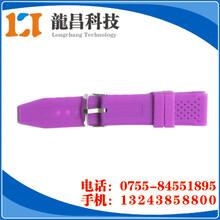 黄江手表硅胶表带厂家定做电话186-8218-3005手表硅胶表带来电优惠