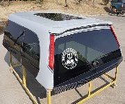 福特F150猛禽皮卡改装后盖进口平顶盖,颜值实用两不误图片