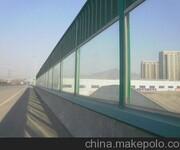 声屏障_隔声屏障-声屏障厂家承接高速公路声屏障工程图片