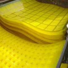 厂家直销定做批发包邮聚氨酯筛网,聚氨酯筛板,条缝筛