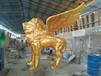 狮子雕塑制作全流程