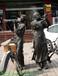 广西哪里有美食街雕塑设计制作