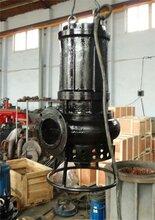 煤泥泵,6寸搅拌煤渣泵,搅吸式污泥泵