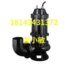 潜水污水泵wq32WQ12-15-1.1kw为全球过千企业定制水泵潜水泵公司