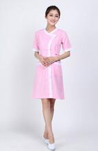 黄埔区定做美容服的厂家-忠兴服饰款式时尚新颖图片