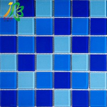 湖南常德热门的堂碧馨玻璃水晶马赛克瓷砖批发代理厂家直销图片