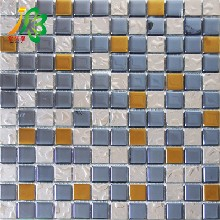 市辖区巴南区堂碧馨品牌优质玻璃电镀马赛克瓷砖有限公司厂家直销图片