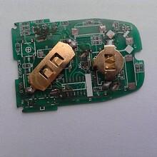 电池弹片CR1220直插电池扣CR1220电池架