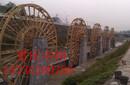 重庆景观水车制作安装厂家