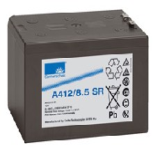 供应德州德国阳光蓄电池A412/5.5SR电力专用蓄电池
