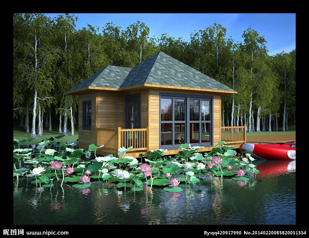 小木屋设计