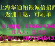 上海华通铂银招商,好平台不容错过图片