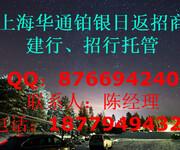 上海华通铂银招商,诚信招商图片