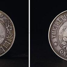 今年海西蒙古族藏族自治州光绪元宝银币拍卖价格,市场价位图片