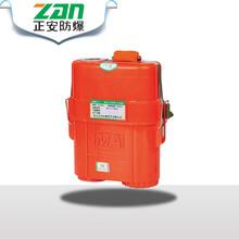 浙江正安ZYX120隔绝式压缩氧气自救器煤安认证图片
