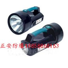 厂家直销JIW5300便携式超强气体探照灯手电筒亮度高寿命长过电保护图片