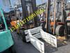 安徽巢湖二手合力3吨平抱夹叉车出售、二手抱夹叉车质量好