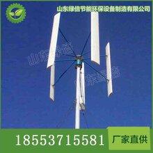 新型能源风能发电山东绿倍风力发电机