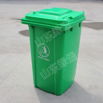 环卫挂车塑料垃圾桶1 (2)