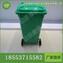 环卫挂车塑料垃圾桶2