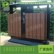 吉林塑木环保垃圾桶,环卫清洁机械厂家直供质量可靠