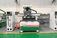 经济型四工序开料机(全自动下料雕刻加工设备)