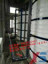 40吨园林机械水箱塑料储罐供应白山化工厂家