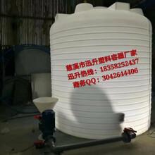 500L肥料储罐图片